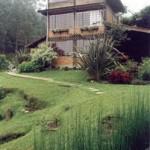 Frente de Casas Residenciais Decoradas Com Jardim Fotos5