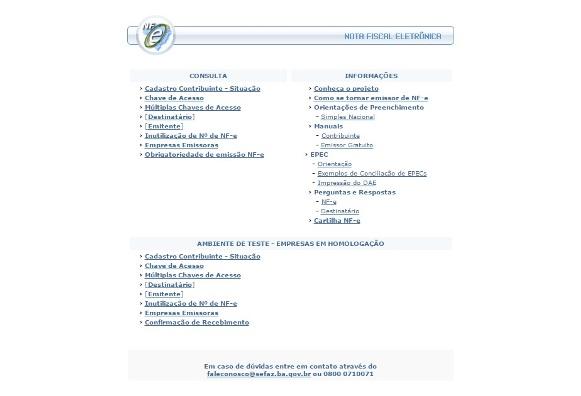 O sistema facilita o armazenamento de documentos fiscais. (Foto Ilustrativa)