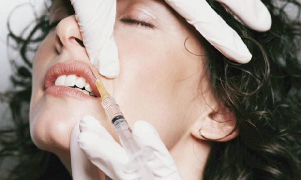 Aplicação de Botox (Foto: MdeMulher)