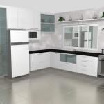 cozinha planejadas pequenas decorada americana modulada luxo moderna (24)