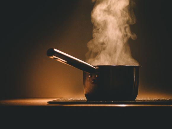 O fogão cooktop tem vários diferenciais, entre os quais a maior segurança (Foto Ilustrativa)