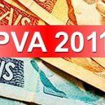 IPVA 2011: Tabela com Valores SP, RJ, MG, BA, ES