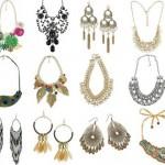 As bijuterias são muito bonitas e podem agradar o público feminino completamente (Foto: Divulgação)