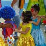 As crianças se divertem nessa época do ano (Foto: Divulgação)