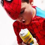 Deixe seu filho como um herói (Foto: Divulgação)