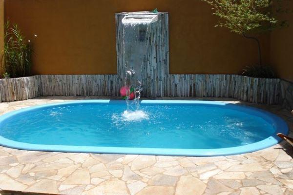 Piscina de fibra veja fotos e pre os da sua piscina for Piscinas de fibra instaladas
