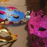 Esse tipo de máscara só cobre os olhos (Foto: Divulgação)