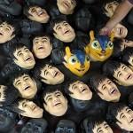 Existem muitos tipos de máscaras de Carnaval (Foto: Divulgação)