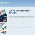 Cartão Casas Bahia: Mastercard e Bradesco