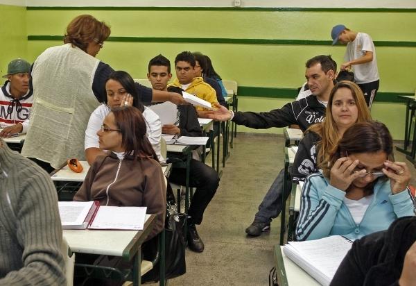 Matrícula Escolas Municipais 2016 (Foto: Divulgação)