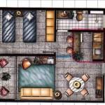 Planta de Casas Rurais (14)