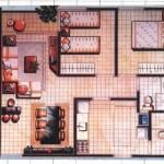 Planta de Casas Rurais (7)