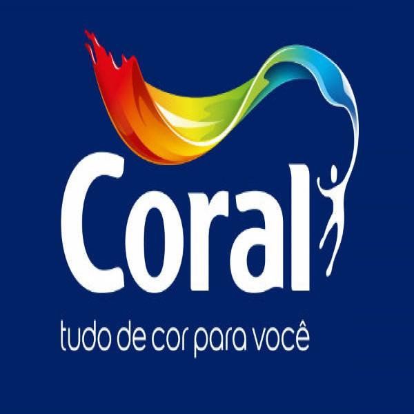 Tintas da coral