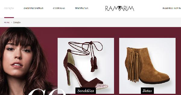 A coleção Ramarim está de arrasar nesse inverno (Foto: Divulgação Ramarim)