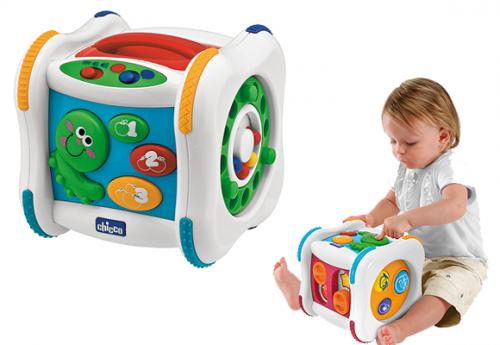 Os brinquedos despertam os sentidos nas crianças (Foto: Divulgação)