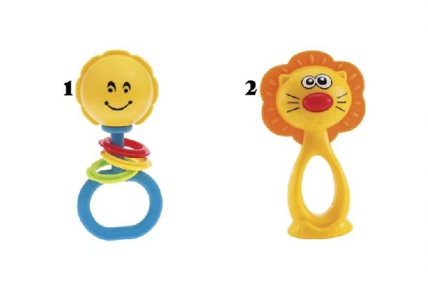 Brinquedos para estimular a mastigação dos bebes é muito importante (Foto: Divulgação)
