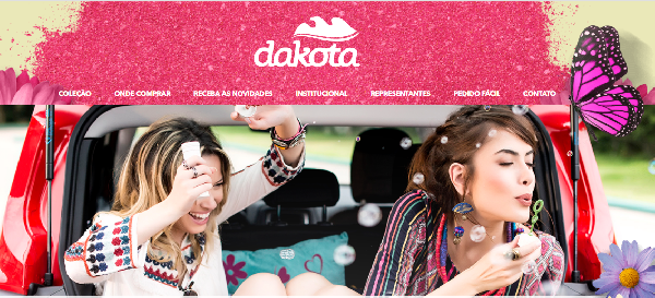 Coleção Dakota traz lindos modelos para outono inverno 2016-2017 (Foto: Divulgação Dakota)