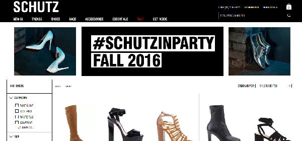 A Schutz tem calçados lindos na coleção inverno 2016/2017 (Foto: Divulgação Schutz)