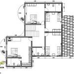 Planta de Casas com 4 Quartos (3)