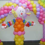 Decorações com Balões e Bexigas 1