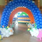 Decorações com Balões e Bexigas