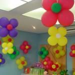 Decorações com Balões e Bexigas 3