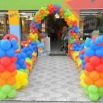 Decorações com Balões e Bexigas 6