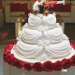 Deixe o bolo elegante (Foto: Divulgação)