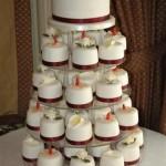 Mini bolos também são muito usados (Foto: Divulgação)