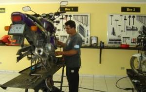 Curso de Mecânica de Motos Grátis