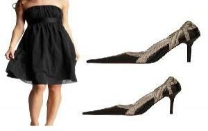 Dica de Moda Vestido Preto Básico