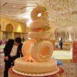 Esse bolo é uma verdadeira obra de arte ( Foto: Divulgação)