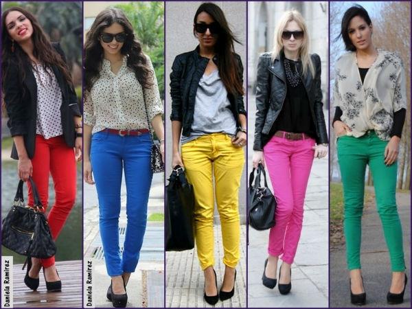 Calças Coloridas - Onde Comprar 1