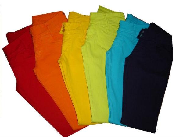 Calças Coloridas - Onde Comprar 2