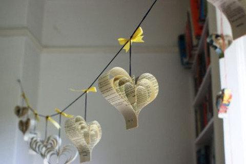 Decore a casa com coraçõezinhos e deixe oa ambiente apropriado para o amor (Foto: Divulgação MdeMulher)