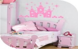 Adesivos decorativos de parede infantil