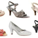Sugestões de calçados da moda. (Foto: Divulgação)