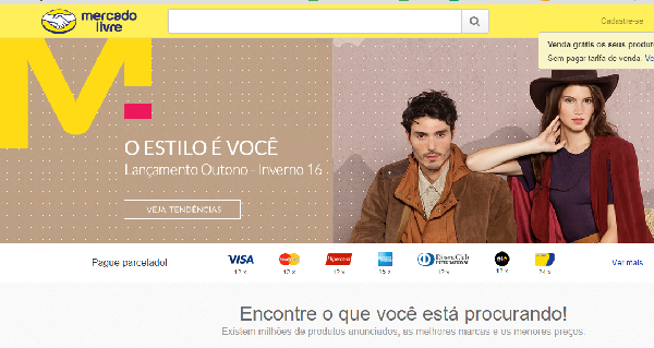 Site Toda Oferta: www.todaoferta.uol.com.br