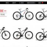 bicicletas Moutainbike para trilhas