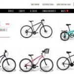 bicicletas caloi mobilidade