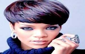 Novo Corte de Cabelo da Rihanna