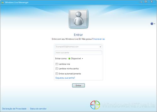 Como Entrar no MSN Pela Internet (Foto: Oficial MSN)