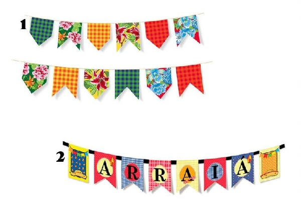 A festa junina na pré-escola é um evento de muita diversão e aprendizado (Foto: Divulgação)