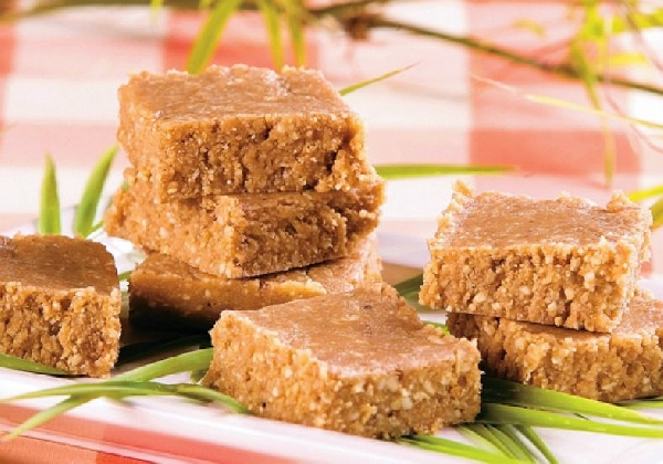 Paçoca de biscoito (Foto: Divulgação)