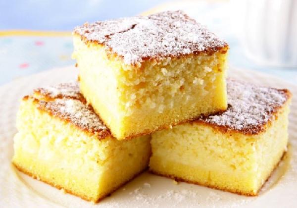 O bolo de fubá oferece muitos nutrientes ao organismo (Foto: Divulgação)