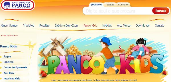 A Panco tem produtos para as crinaças (Foto Divulgação: Panco)