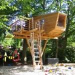Como Construir Uma Casa Na Árvore – Dicas