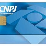 Comprovante de CNPJ Receita Federal – Comprovante de Inscrição