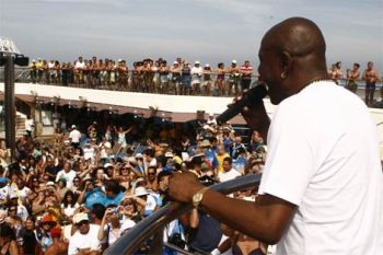 Cruzeiros Carnaval 2011 Salvador na Bahia