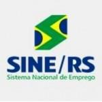Sine RS Vagas de Emprego Rio Grande do Sul